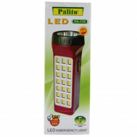 Buy 1 Get 1 Free, Palito Rechargeable LED Emergency Light, PA171