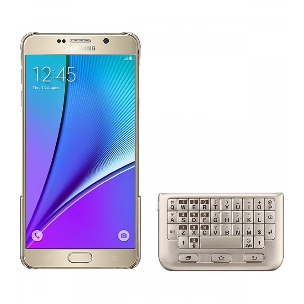 43bcf2048a0 Samsung Keyboard Cover For Samsung Galaxy Note 5, Gold - (Available ...