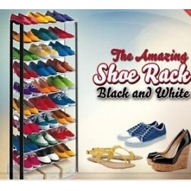 Amazing Shoe Rack Can Store Portable N Easy To Assemble, HS12