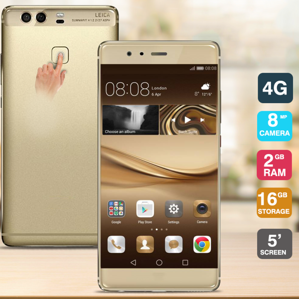 Mione M9 Mini Smartphone Gold - (Available) in UAE, Best