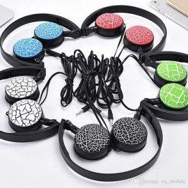 Common Wheat Stereo headset to music voice box, KD309